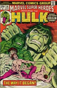 Cover Thumbnail for Marvel Super-Heroes (Marvel, 1967 series) #56