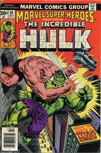 Cover Thumbnail for Marvel Super-Heroes (Marvel, 1967 series) #60