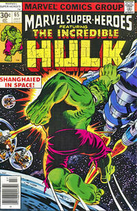 Cover Thumbnail for Marvel Super-Heroes (Marvel, 1967 series) #65