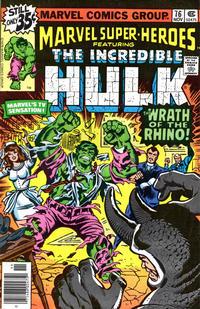 Cover Thumbnail for Marvel Super-Heroes (Marvel, 1967 series) #76