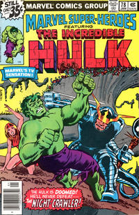 Cover Thumbnail for Marvel Super-Heroes (Marvel, 1967 series) #78