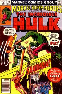 Cover Thumbnail for Marvel Super-Heroes (Marvel, 1967 series) #88