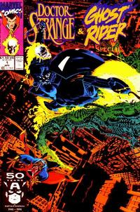 Cover Thumbnail for Doctor Strange / Ghost Rider Special (Marvel, 1991 series) #1
