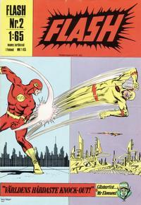 Cover Thumbnail for Flash (Williams Förlags AB, 1971 series) #2/1971