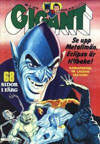 Cover Thumbnail for Gigant (Semic, 1976 series) #2/1978