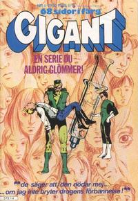 Cover Thumbnail for Gigant (Semic, 1976 series) #4/1980