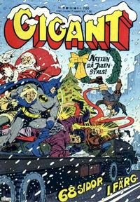 Cover Thumbnail for Gigant (Semic, 1976 series) #9/1981