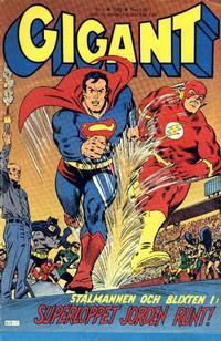 Cover Thumbnail for Gigant (Semic, 1976 series) #1/1982