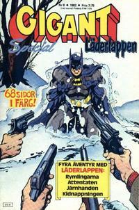 Cover Thumbnail for Gigant (Semic, 1976 series) #8/1982