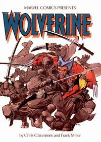Cover Thumbnail for Wolverine (Marvel, 1987 series)