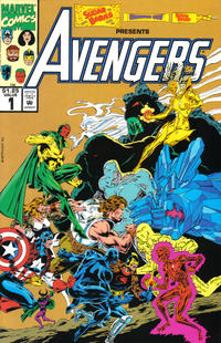 Cover Thumbnail for The Avengers Collector's Edition (Marvel, 1993 series) #1
