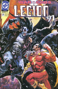 Cover Thumbnail for L.E.G.I.O.N. '91 (DC, 1991 series) #31