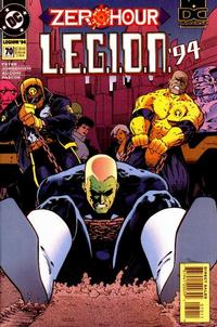 Cover Thumbnail for L.E.G.I.O.N. '94 (DC, 1994 series) #70