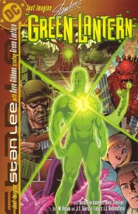 Cover Thumbnail for Just Imagine Stan Lee with Dave Gibbons Creating Green Lantern (DC, 2001 series)