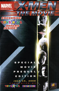 Cover Thumbnail for X-Men Movie Special Premiere Prequel Edition (Marvel, 2000 series)