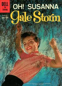 Cover Thumbnail for Four Color (Dell, 1942 series) #1105 - Oh! Susanna