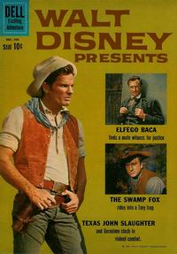 Cover Thumbnail for Walt Disney Presents (Dell, 1959 series) #6