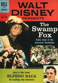 Cover for Walt Disney Presents (Dell, 1959 series) #2