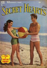 Cover Thumbnail for Secret Hearts (DC, 1949 series) #6
