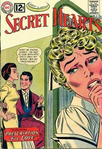 Cover Thumbnail for Secret Hearts (DC, 1949 series) #81
