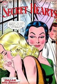 Cover Thumbnail for Secret Hearts (DC, 1949 series) #90