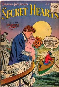 Cover Thumbnail for Secret Hearts (DC, 1949 series) #28