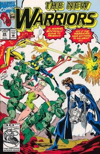 Cover Thumbnail for The New Warriors (Marvel, 1990 series) #26