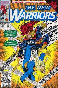 Cover Thumbnail for The New Warriors (Marvel, 1990 series) #27