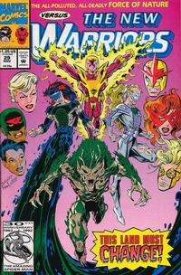Cover Thumbnail for The New Warriors (Marvel, 1990 series) #29