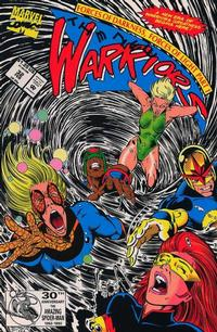 Cover Thumbnail for The New Warriors (Marvel, 1990 series) #32