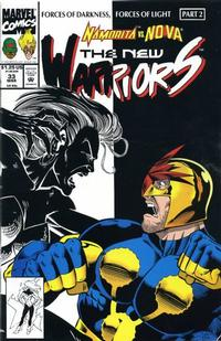 Cover Thumbnail for The New Warriors (Marvel, 1990 series) #33