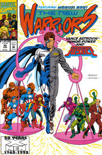 Cover Thumbnail for The New Warriors (Marvel, 1990 series) #36