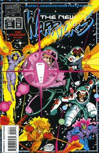 Cover Thumbnail for The New Warriors (Marvel, 1990 series) #41