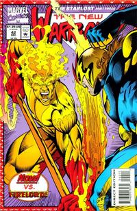 Cover Thumbnail for The New Warriors (Marvel, 1990 series) #42