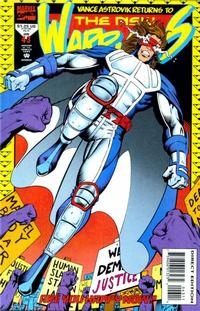 Cover Thumbnail for The New Warriors (Marvel, 1990 series) #43