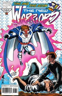 Cover Thumbnail for The New Warriors (Marvel, 1990 series) #48