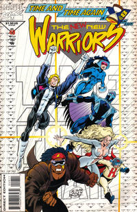 Cover Thumbnail for The New Warriors (Marvel, 1990 series) #49