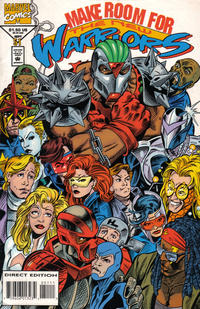 Cover Thumbnail for The New Warriors (Marvel, 1990 series) #51