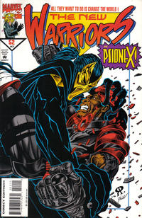 Cover Thumbnail for The New Warriors (Marvel, 1990 series) #52