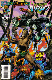 Cover Thumbnail for The New Warriors (Marvel, 1990 series) #57