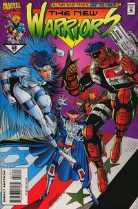 Cover Thumbnail for The New Warriors (Marvel, 1990 series) #58