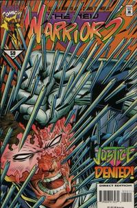 Cover Thumbnail for The New Warriors (Marvel, 1990 series) #59