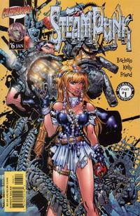 Cover Thumbnail for Steampunk (DC, 2000 series) #6