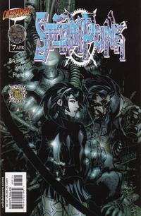 Cover Thumbnail for Steampunk (DC, 2000 series) #7