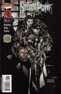 Cover Thumbnail for Steampunk (DC, 2000 series) #8