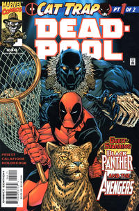 Cover Thumbnail for Deadpool (Marvel, 1997 series) #44 [Direct Edition]