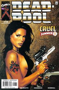 Cover Thumbnail for Deadpool (Marvel, 1997 series) #46 [Direct Edition]