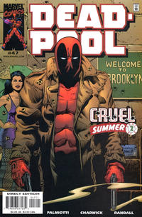 Cover Thumbnail for Deadpool (Marvel, 1997 series) #47 [Direct Edition]