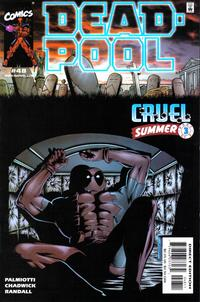 Cover Thumbnail for Deadpool (Marvel, 1997 series) #48 [Direct Edition]