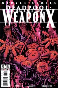 Cover Thumbnail for Deadpool (Marvel, 1997 series) #57 [Direct Edition]